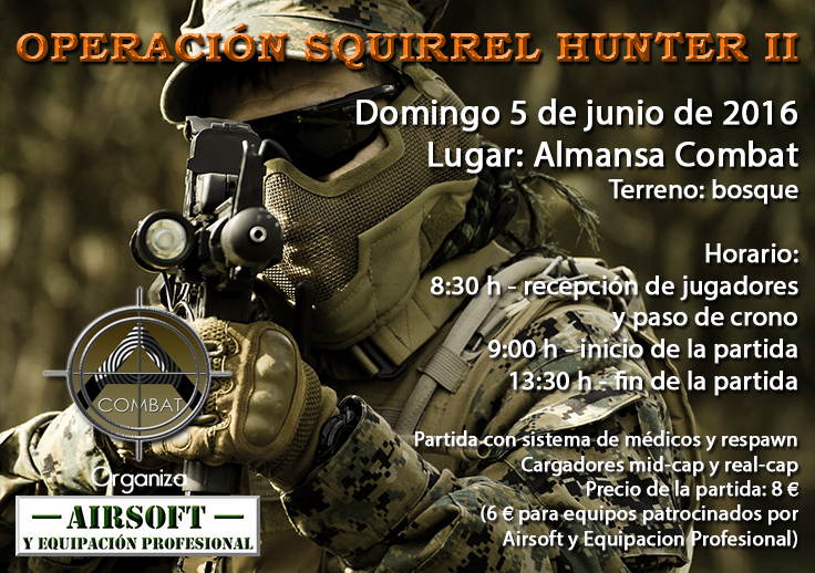 Operación Squirrel Hunter II