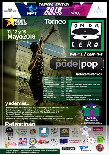 Patrocinador Torneo Padelpop Albacete